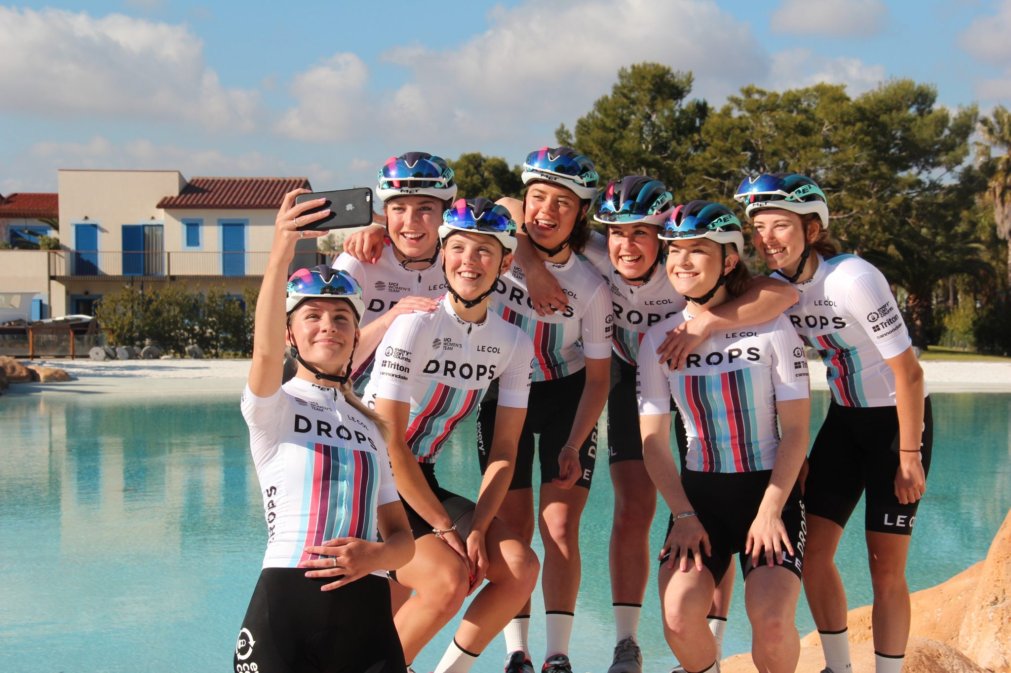 Drops cycling