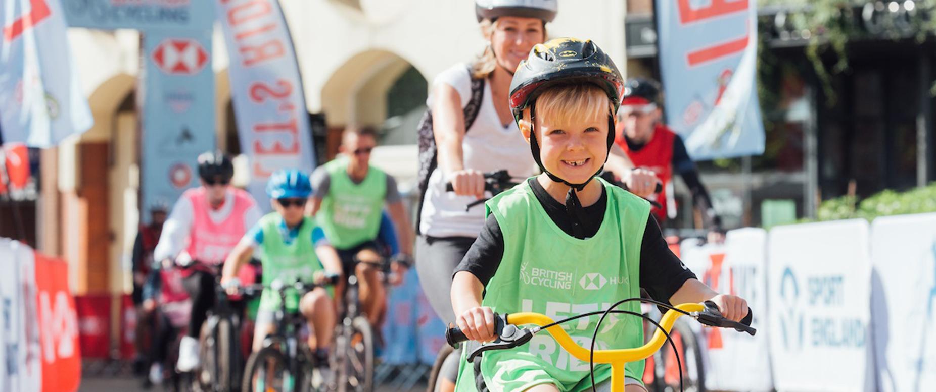 HSBC lets ride