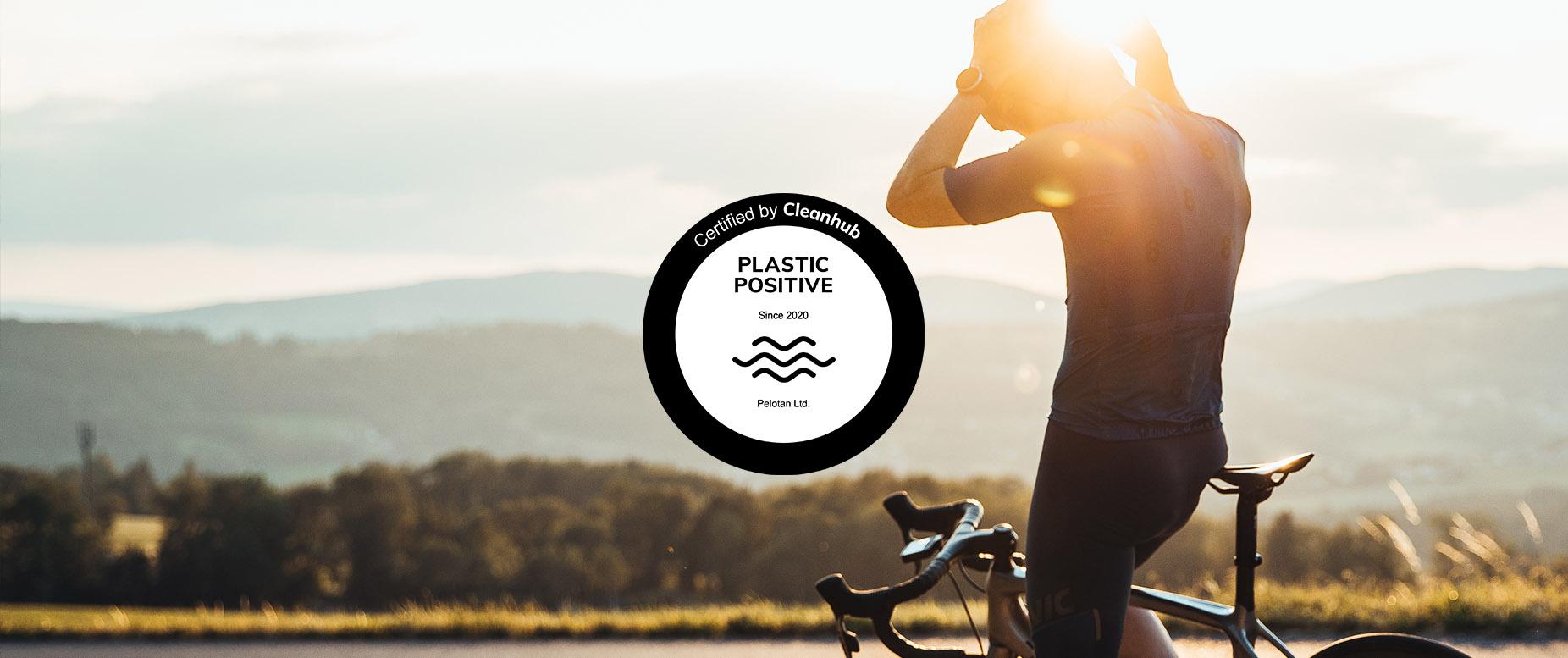 plastic positive Pelotan
